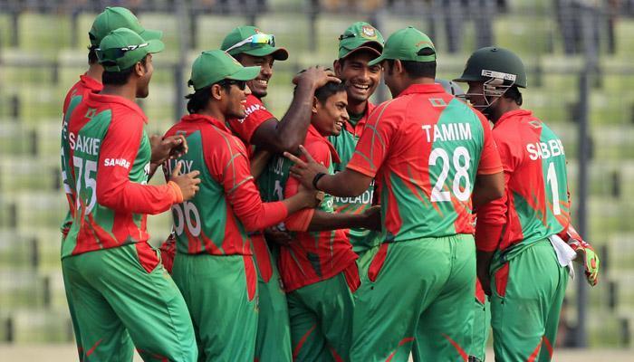 भारताविरुद्धच्या मॅच आधी बांग्लादेशला धक्का