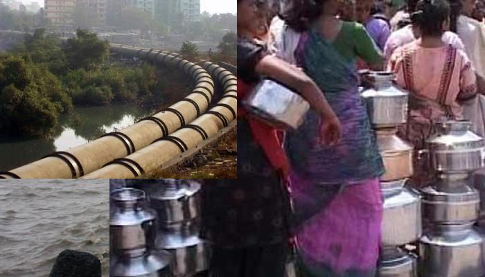 ठाणेसह कल्याण-डोंबिवलीला भातसा धरणातून पाणी