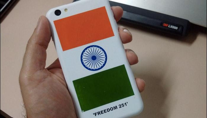 २५१ रुपयांचा मोबाईलचा दावा करणाऱ्यांविरुद्ध तक्रार दाखल