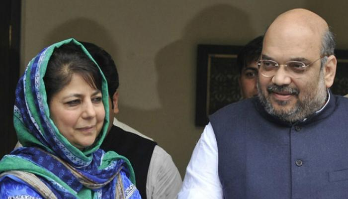 मेहबूबा मुफ्ती बनतील जम्मू-काश्मीरच्या पहिल्या महिला मुख्यमंत्री ?