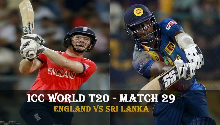 Live स्कोरकार्ड: श्रीलंका विरुद्ध इंग्लंड