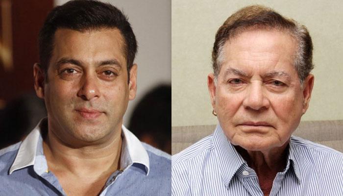 सलीम खान म्हणतात 'भारत माता की जय!'