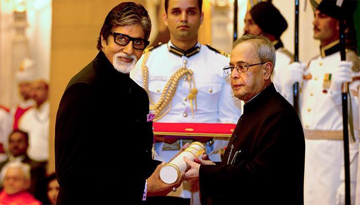 'महानायक अमिताभ बच्चन होणार राष्ट्रपती'