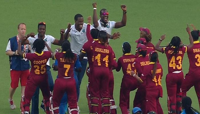 वेस्ट इंडिज महिला संघ ठरला टी-२० वर्ल्डकप विजेता