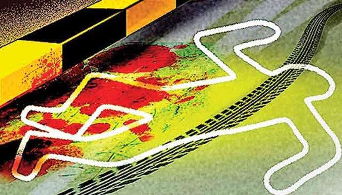 दिल्लीमध्ये भीषण अपघाताची दृश्ये सीसीटीव्हीत कैद