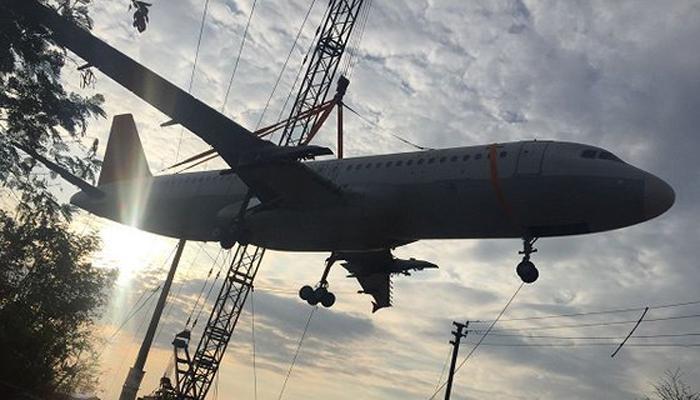 हैदराबादमध्ये विमान कोसळलं, जीवितहानी नाही