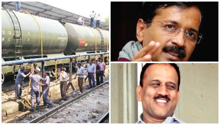 'दुष्काळग्रस्त लातूरला पाणी देण्यास महाराष्ट्र समर्थ'