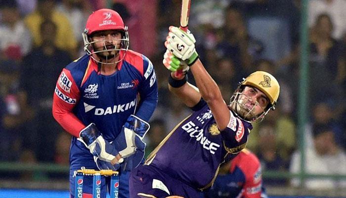 IPL : गौतम गंभीरने तोडला सुरेश रैनाचा अर्धशतकांचा रेकॉर्ड