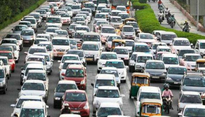 दिल्लीत पुन्हा एकदा ऑड-इव्हन फॉर्म्युला लागू