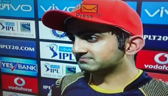 IPL : ऑरेंज कॅप पुन्हा गौतम गंभीरकडे