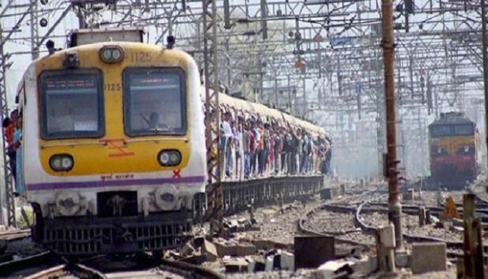 रेल्वेखाली झोकून तरुणानं केली आत्महत्या