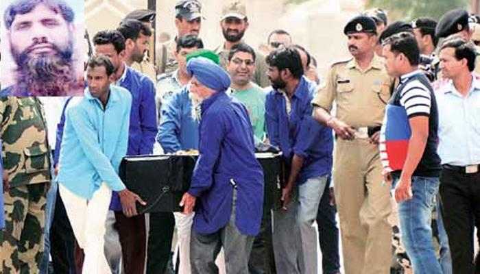पाकिस्तानने दाखवली आपली औकात, भारतीयाचे हृदय-जठर काढून घेतले