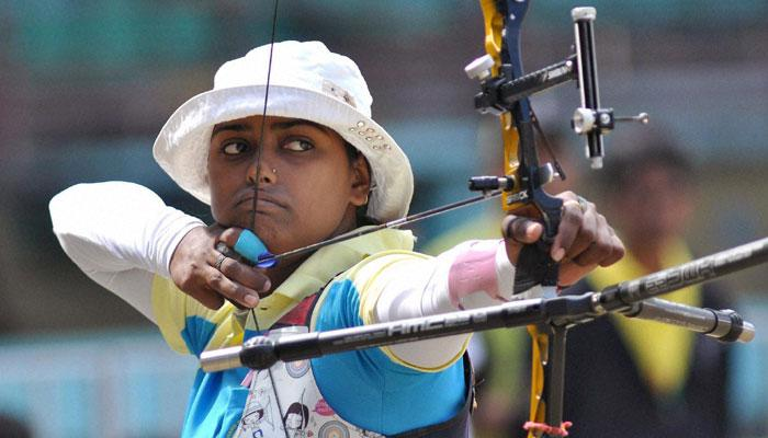 तिरंदाज दीपिका कुमारीची जागतिक विक्रमाशी बरोबरी