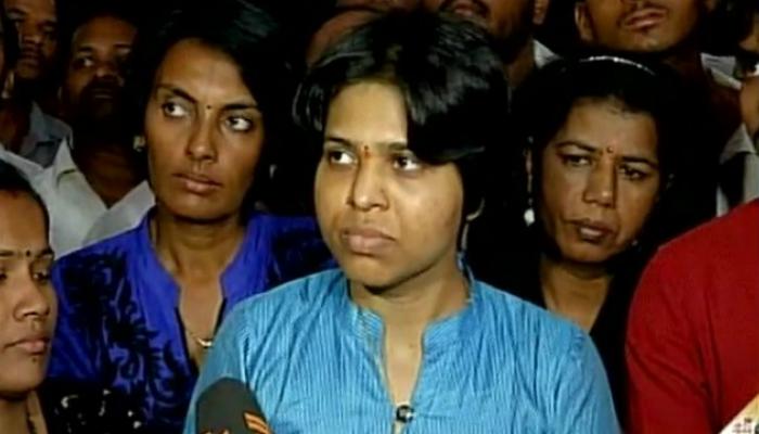 'तृप्ती देसाई महाराष्ट्राच्या कन्हैय्या कुमार'