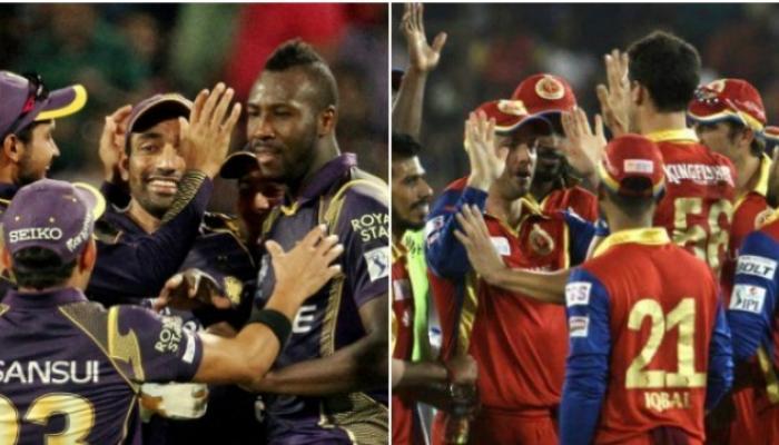 कोलकात्याचा बंगळुरुवर ५ विकेट्सने विजय