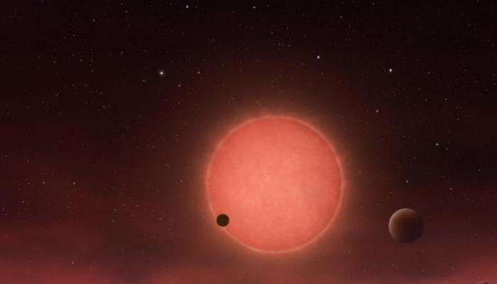अंतराळात पृथ्वीप्रमाणेच आणखी तीन ग्रहांचा शोध