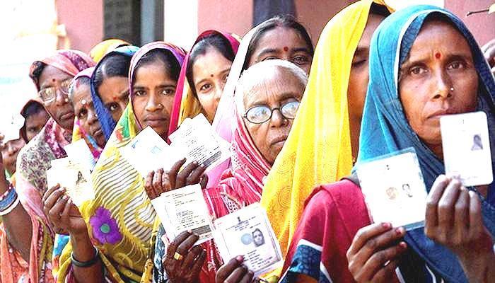 पश्चिम बंगाल निवडणुकीसाठी अखेरच्या टप्प्याच्या मतदानाला सुरुवात