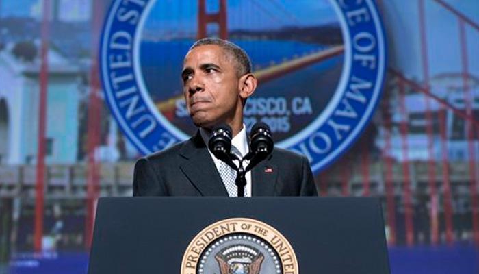 राष्ट्राध्यक्ष बराक ओबामांना चिडवण्याचा प्रयत्न, ओबामांच्या नावाची आईस्क्रीम
