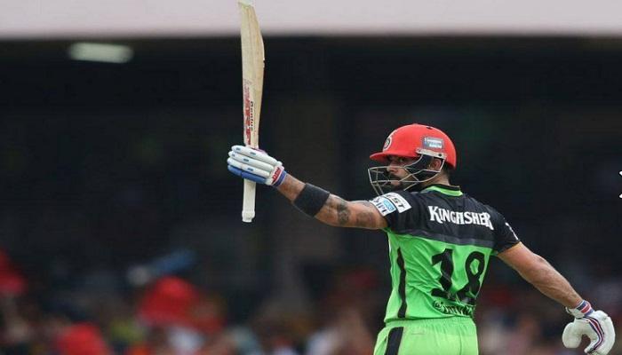 बंगळुरुचा गुजरातवर १४४ धावांनी दणदणीत विजय