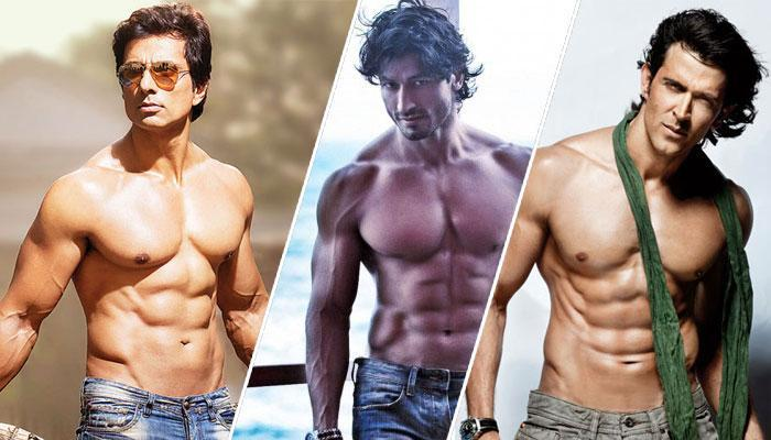 Top 10 bollywood actors with best physique