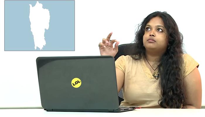 VIDEO : पाहा, तुम्हाला भारतातली राज्यं ओळखता येतायत का?