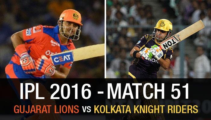 गुजरातचा कोलकत्यावर 6 विकेट्सनी विजय