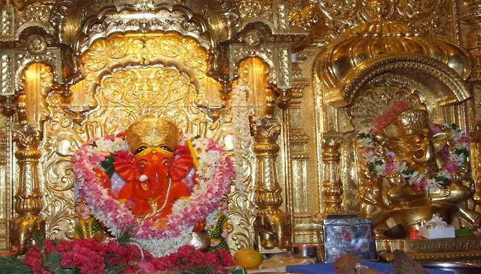 सिद्धिविनायक मंदिराने मोदींच्या स्किममध्ये दिले ४४ किलो सोने