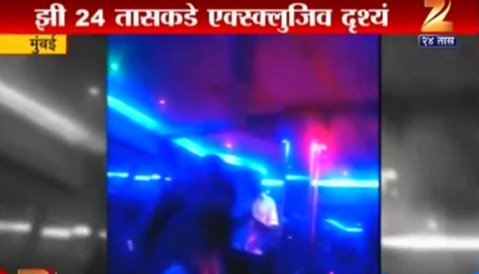 VIDEO : खुल्लम खुल्ला... एकाच रात्री बारबालेवर उधळले लाखो रुपये!