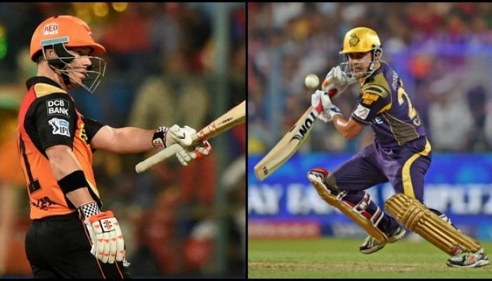 हैदराबादचा कोलकात्यावर २२ रन्सने विजय
