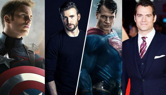 Meet these Hollywood Superheroes!
