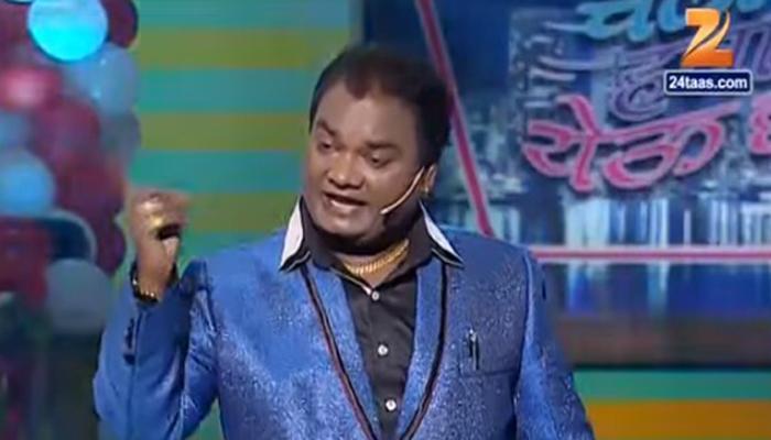 गायक आनंद शिंदे रुग्णालयात दाखल