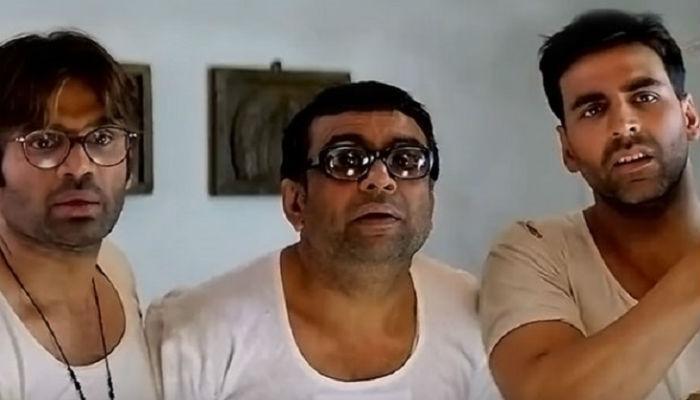 हेरा फेरी 3 मध्ये अक्षय कुमारचं कमबॅक