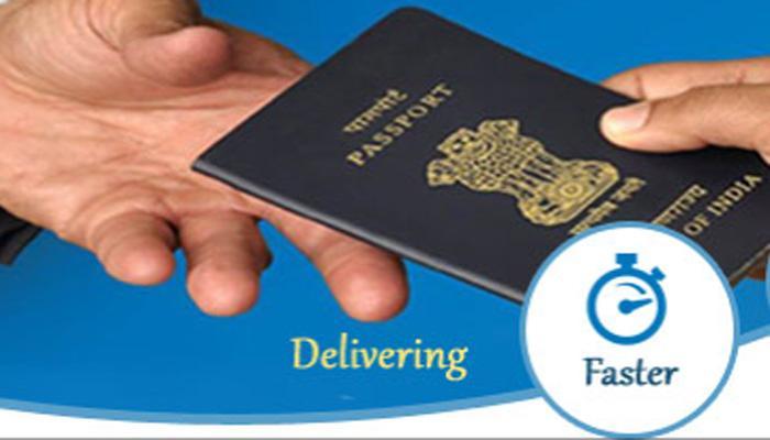 आता फक्त सात दिवसांत पासपोर्ट हातात...
