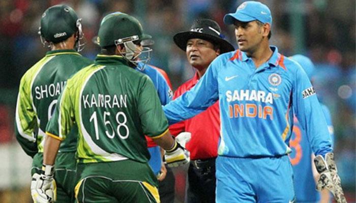 भारत-पाकिस्तान मालिकेबाबत बीसीसीआयशी चर्चा नको