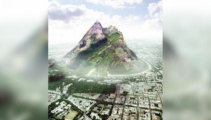 पावसासाठी दुबईत कृत्रिम डोंगर तयार करणार