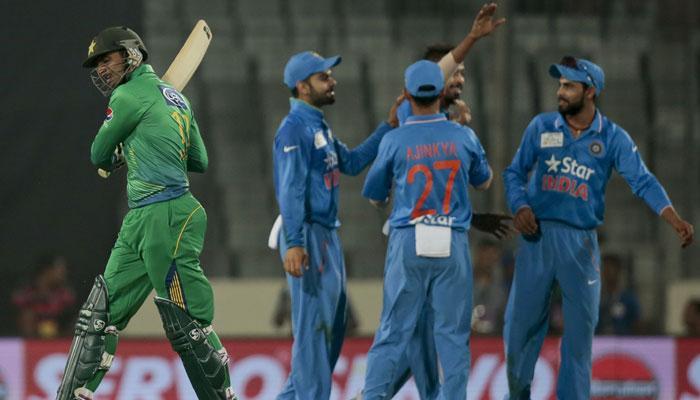 भारत-पाकिस्तान टीमला का ठेवलं जात एकाच ग्रुपमध्ये...आयसीसीने खोललं गुपित