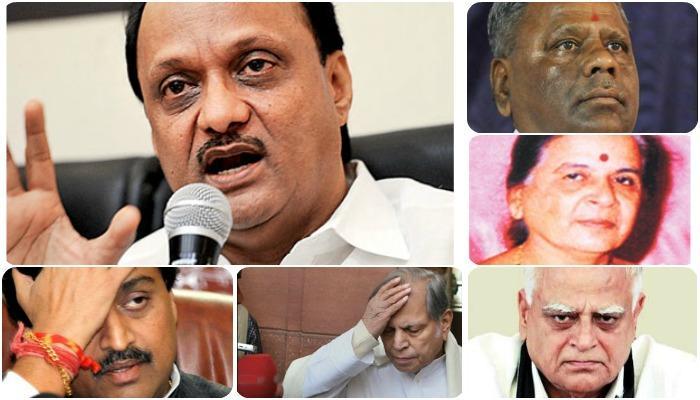 एक्सक्लुझिव्ह : महाराष्ट्रातला आरोप आणि राजीनाम्याचा इतिहास