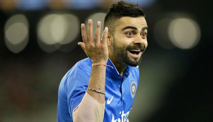 क्रिकेटर विराट कोहलीची नवी इनिंग...