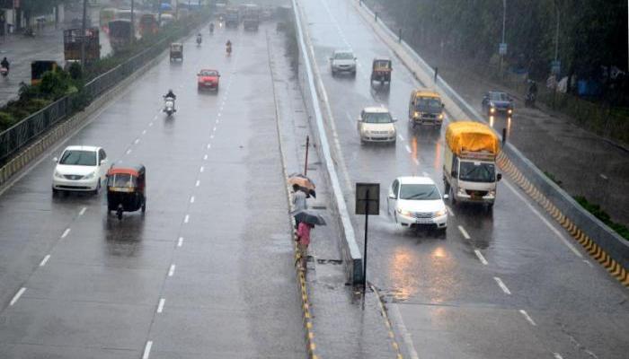 कोकणसह मुंबईत वादळी पावसाची शक्यता : कुलाबा वेधशाळा