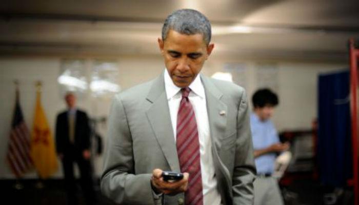 'ब्लॅकबेरी' जाणार, ओबामांच्या हातात येणार हा नवीन स्मार्टफोन!