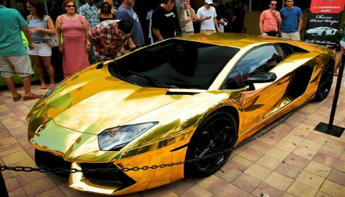 ही आहे जगातली सगळ्यात महागडी कार