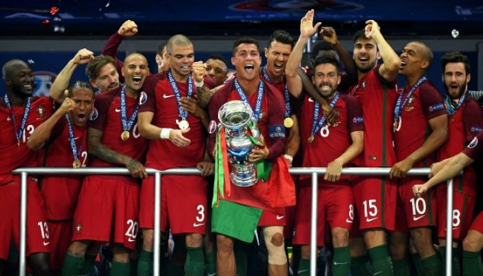 पोर्तुगालने पहिल्यांदा युरो कपवर कोरलं नाव