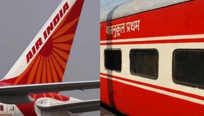 'एअर इंडिया'चा प्रवास 'राजधानी'दरात
