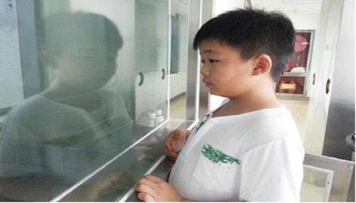 वडिलांचा जीव वाचवण्यासाठी मुलाने वाढवलं वजन