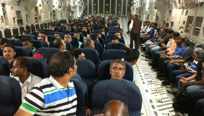 दक्षिण सुदानमधून 156 भारतीयांची सुटका