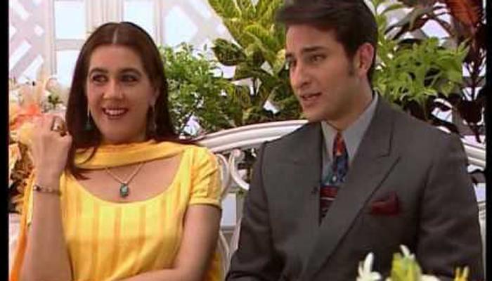सैफअली खानची लव्हस्टोरी, घटस्फोट आणि पुन्हा लग्न