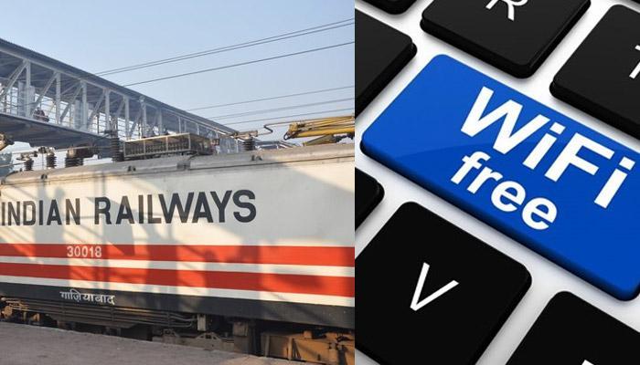 मुंबईतल्या 15 स्टेशन्सवर फ्री वायफाय