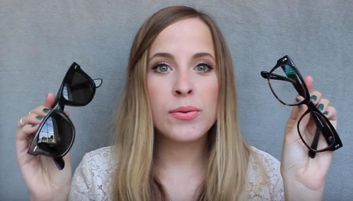 तुमच्या चष्म्याची, अशी करा स्वच्छता, पाहा VIDEO