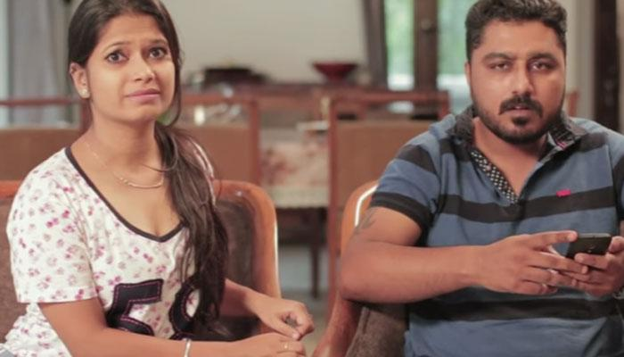 व्हिडिओ : जेव्हा पित्याने मुलीला तिच्या बॉयफ्रेंडसोबत पकडलं