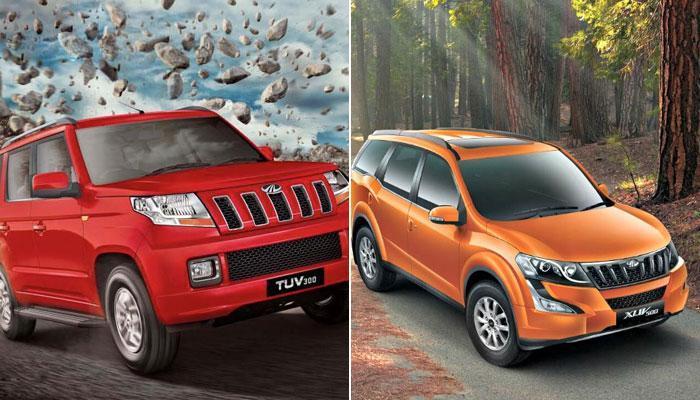 भारतात विक्रीचा उच्चांक गाठणाऱ्या एसयूव्ही गाड्या (जून २०१६)